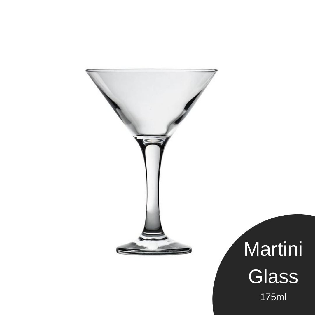 MARTINI GLASS Tappd Cocktails