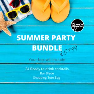 PARTY BUNDLE – MIXED PACK OF 24 COCKTAILS